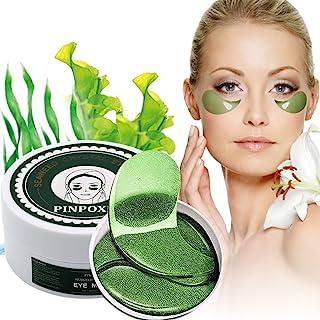 Under Eye Mask, 胶原蛋白眼罩, *眼贴, 胶原蛋白眼垫, 眼部护理面膜, 适用于浮肿的*和囊袋, 黑眼圈和皱纹, 含胶原蛋白, 透明质酸, 水凝胶