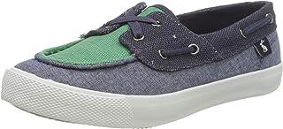 Joules 中性儿童船鞋
