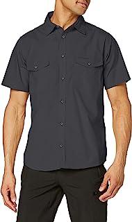 Craghoppers 男式 Kiwi Ss 衬衫徒步衬衫