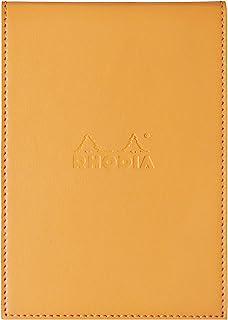RHODIA 罗地亚 橙色皮套本册/218138C