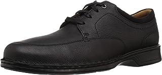 Clarks 男式 Northam Pace 牛津鞋