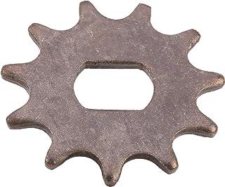 链轮 11 齿链轮 0.5 x 0.7 英寸(约 1.3 x 1.8 厘米)自行车链轮 简单安装 11 齿 适用于无刷电机