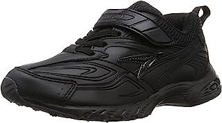 [瞬足] 运动鞋 上学穿 人造皮革 瞬足 轻量 19~24.5cm 2E 儿童 男孩 女孩 SJJ 1440