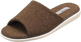 Pansy 室内鞋 拖鞋 日本制造 起绒面料 柔软 蓬松 清爽 男士