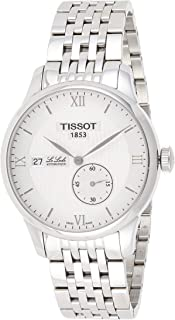 Tissot Le Locle Silver Dial SS Multifunction Automatic Men's Watch T0064281103800