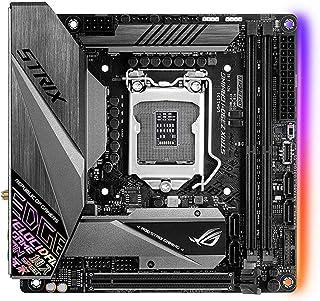 *适合突破华硕节省空间和功能性的小型游戏机 Z390搭载主板 ROG STRIX Z390-I GAMING【Mini ITX 】