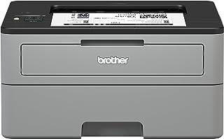 Brother 兄弟 紧凑型单色激光打印机,HL-L2350DW,无线,双面打印,Amazon Dash补货就绪