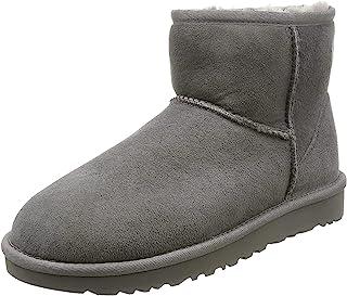 UGG 雪地靴 Classic Mini II1016222 12623710 灰 22.0 cm