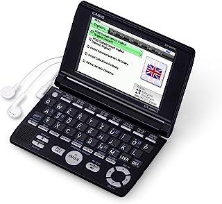 CASIO 卡西欧 EX-Word 电子词典 EW-G6600C 适用于德语,英语,法语和西班牙语
