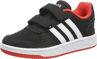 adidas 阿迪达斯中性儿童 Hoops 2.0 CMF C 健身鞋
