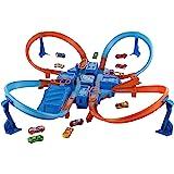 Hot Wheels Criss 交叉碰撞轨道玩具套装