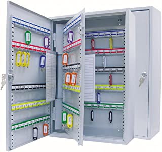 Wedo 150 键容量钥匙柜 - 灰色