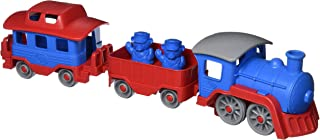 Green Toys 火车封闭盒
