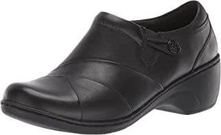 CLARKS 其乐 Channing Ann 女式一脚蹬乐福鞋
