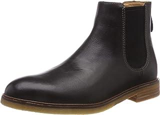 Clarks 男士 Clarkdale Gobi 切爾西靴