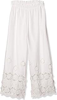 GRACE CONTINENTAL 短裤 花朵剪裁工作裤 女士 0120211002