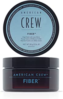 American Crew Fiber 哑光发蜡 3盎司/85克