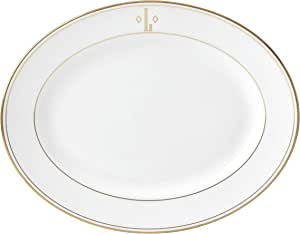Lenox 联邦金块交织字母餐具 字母 L 874131