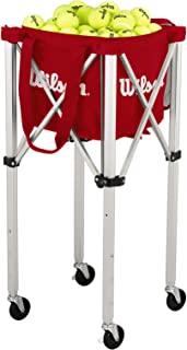 Wilson EASYball Ball Cart, Red, One Size, WRZ541000