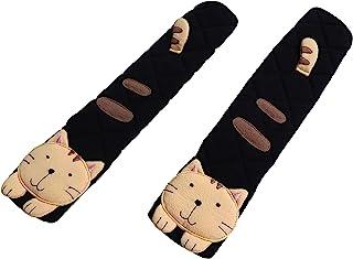 Hikosen Cara 2 件装 Buddy-Belt *带 成人和儿童适用(黑色,小号)