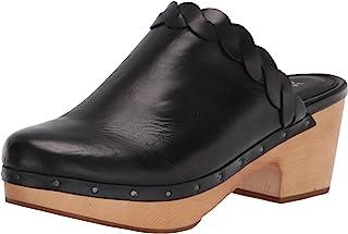 Frye 女士 Mille 编织穆勒洞洞鞋