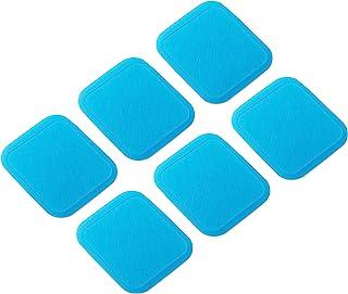 Beurer EM 50 替换装凝胶垫,可与 EM 50 *放松 TENS & 热垫,6 个自粘凝胶垫,50 x 56 毫米