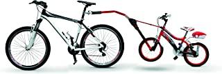Peruzzo 儿童越野天使自行车拖车 - 红色