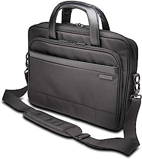Kensington 肯辛通笔记本电脑公文包 Contour 2.0 14 英寸,适合男士和女士的笔记本电脑和平板电脑的理想手提行李,防水*口袋,适用于14 英寸,K60388EU
