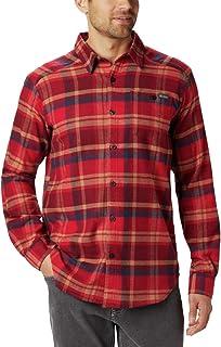 Columbia 男士 Cornell Woods 法兰绒长袖衬衫