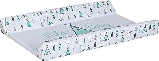 Plastimyr 5083556 灵活换尿布垫,薄荷,男女皆宜
