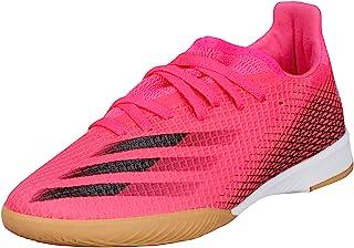 Adidas 阿迪达斯 五人制足球鞋 青少年 X Ghost .3 IN 室内用 19~24.5 厘米 男孩 女孩 IB132