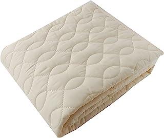 【渡嘉毛织】防水&夹棉垫子70×120cm ★四个角带松紧带★棉*(无荧光) 替换防水床单