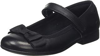 Clarks Scala Tap K 女童版扣带芭蕾舞鞋