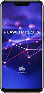 Huawei 华为 Mate20Lite 4GB / 64GB 智能手机-DE-P51092RKR  International Version 黑色