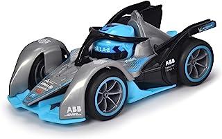 Dickie Toys 203162000 拉弦赛车,Formula E 系列赛车,3种不同型号,随机选择,14厘米,3岁以上