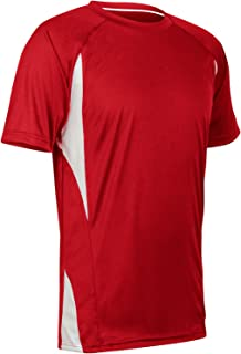 CHAMPRO Top Spin 轻质涤纶棒球运动衫