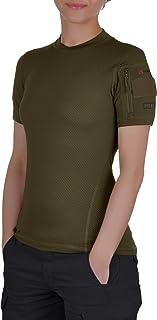 281Z 女式*吸湿排汗 T 恤 - 战术训练军 - Polartec Delta - 防臭 - 青蛙线