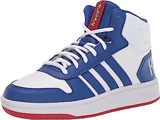 adidas 阿迪达斯 中性童 Hoops Mid 2.0 篮球鞋