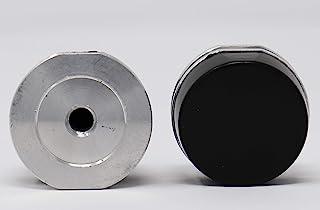 3310-03M 中号硬度垫适用于Sumake Air Pneumatic 自动手掌锤,颜色(黑色)