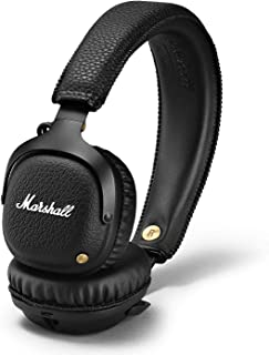 Marshall 马歇尔 Mid 蓝牙耳机 黑色 1
