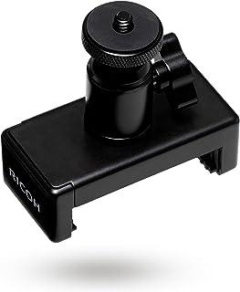 Ricoh Theta 智能手机支架 1 支持RICOH Theta 和您的智能手机相机同时拍摄(动画照片拍摄),兼容所有 RICOH Theta 系列型号 (910825)