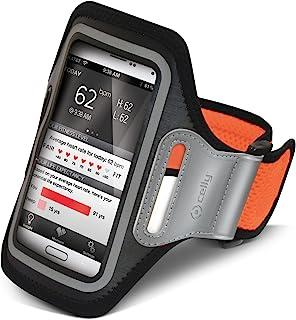 Celly AIRBAND 运动臂带 iPhone 6/6s 橙色 AIRBAND02 parentAIRBAND02 橙色