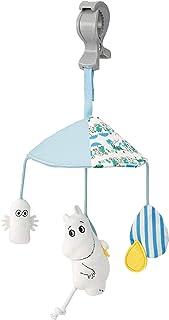Moomin Baby MOOMIN BABY 迷你玩具玩具 *次玩具 外出玩具 婴儿车 儿童座椅 可安装 姆明