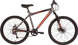 Schwinn Surge 成人山地自行车,26 英寸/约66.04厘米车轮,女式 17 英寸/约43.18厘米合金框架,7 档速度,盘式制动器