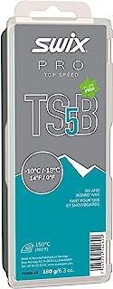 TS05B-18 - *速度蜡 - TS5B 黑色 - 脏雪 - 0 至 22 ℉ - 180 克棒 - 无氟 - FIS 认证