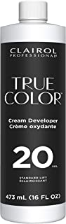 Clairol Professional True Color Hair Crème Developers