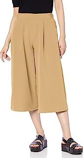 Cecile 七分裤 阔腿裤 弹力材质 美体裤 女士