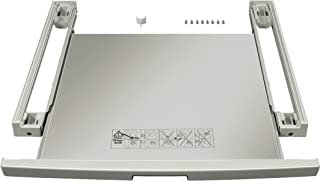 Bosch 博世 WTZ2742X 衣物护理配件 / 连接套件 带拉出式/节省空间,可叠放洗衣机和烘干机。