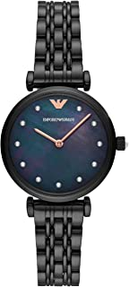 安普里奥·阿玛尼 手表 AR11268 女式 黑色