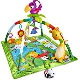 Fisher-Price 费雪 热带雨林婴幼儿声光游戏毯